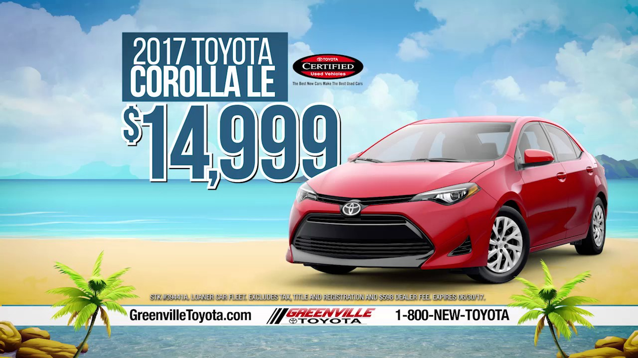 Good Toyota Of Greenville NC |