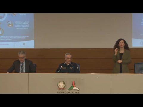 Coronavirus, Borrelli: '1084 guariti e 475 morti in più rispetto a ieri'
