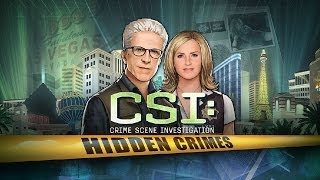 CSI: Hidden Crimes - Universal - HD (iOS / Android) Gameplay Trailer