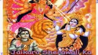 Hindi Devi Geet 2015 new || Shera Waliya || Usha Uthup, Manoj Kumar