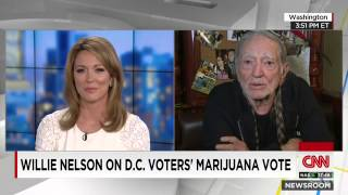 Did Willie Nelson Smoke Pot In The White House
