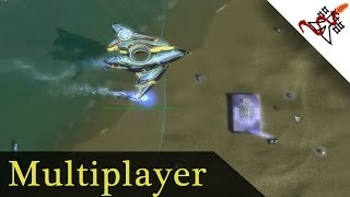 Supreme Commander Forged Alliance - 1v1 Multiplayer Gameplay w/ Commentary [1080p/HD]