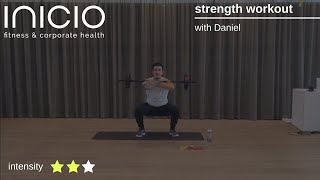 strength workout