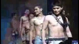 Mr Gay Philippines 2007 - Opening Number