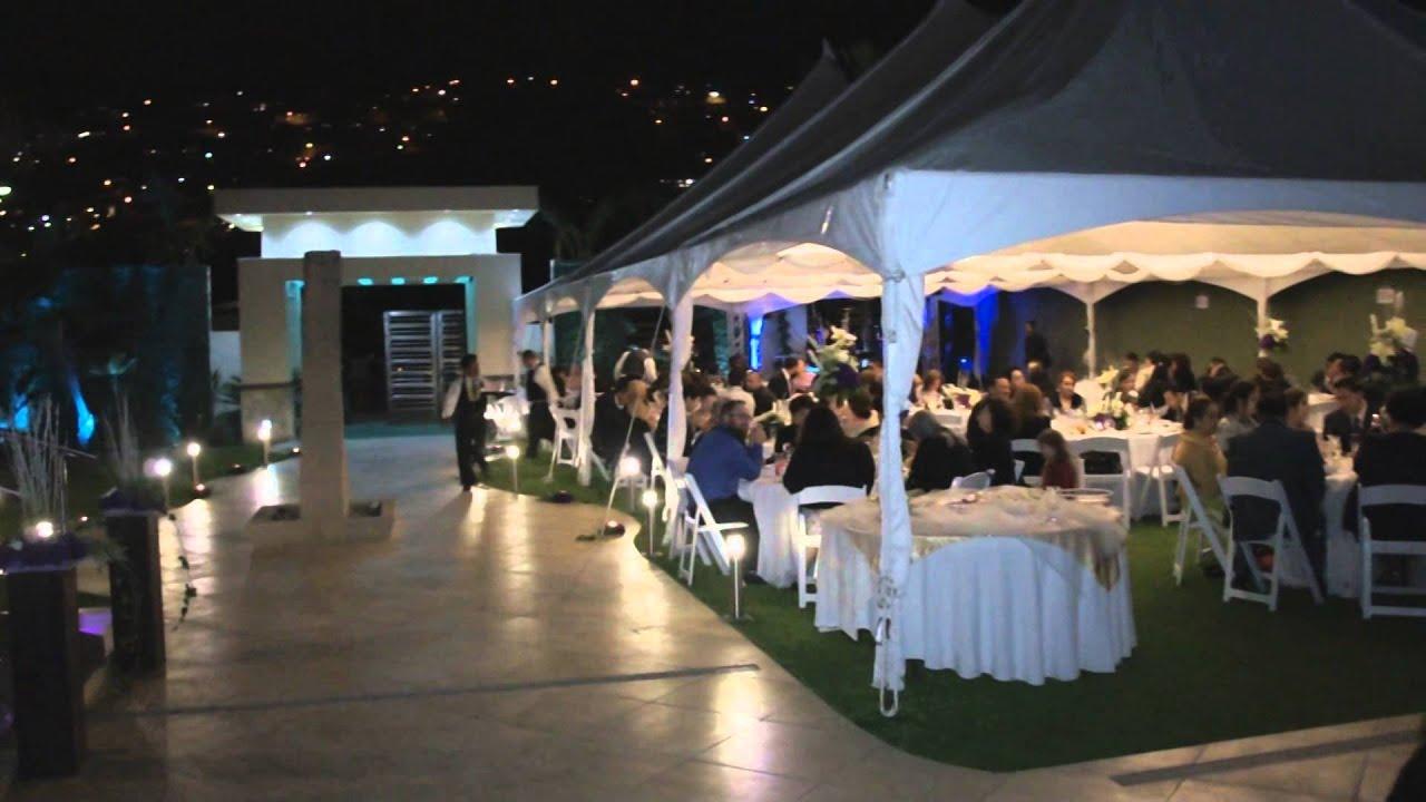 Bonaterra jard n para eventos youtube for Actividades de salon