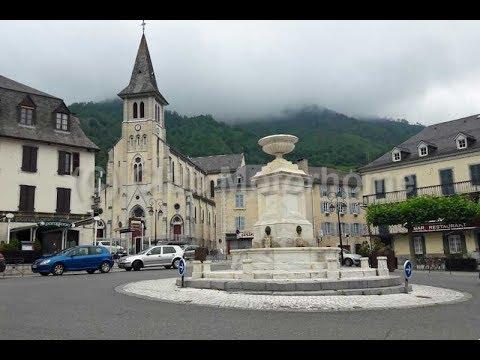 Club Motorhome Aire Videos - Laruns, Atlantic Pyrenees, France