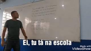 MC FESSOR - Tu tá na escola (Paródia Kevin O Chris) - encerrando aula de Geografia