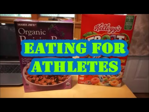 An Athletes Journey ep. 3 | Full Day of Eating for Athletes