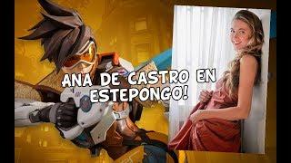 Ana de Castro estará en EsteponGo