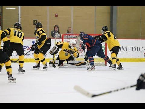 NCAA Men's Hockey vs Marian 11/3/18 - YouTube