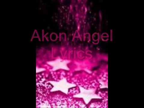 Akon Angel  Lyrics