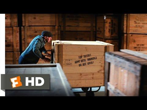 Raiders of the Lost Ark (10/10) Movie CLIP - Top Secret (1981) HD