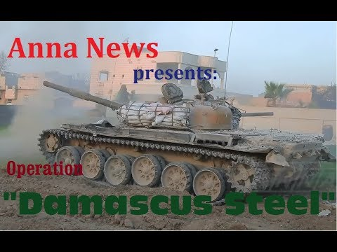 """The turning point of the Syrian War 