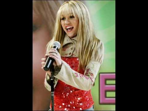 Hannah Montana Gets Owned By Grant Kirkhope and Robin Beanland