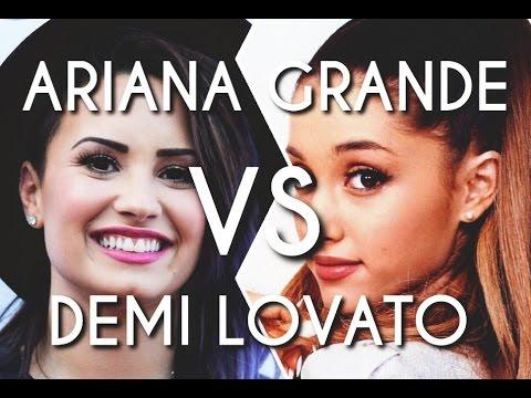 Demi Lovato vs Ariana Grande Vocal Battle