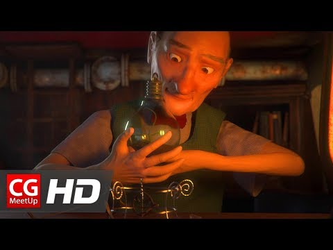 "CGI Animated Short Film: ""Grow"" by Grow Team | CGMeetup"