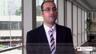 Aziz Nazha, MD: How Do TP53 Mutation Characteristics Affect MDS Outcomes?