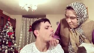 Мама внук и бабушка😅