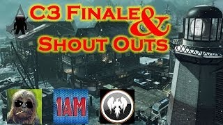 GHOSTS   WHITEOUT B LIKE A BOSS   SHOUT OUTS!
