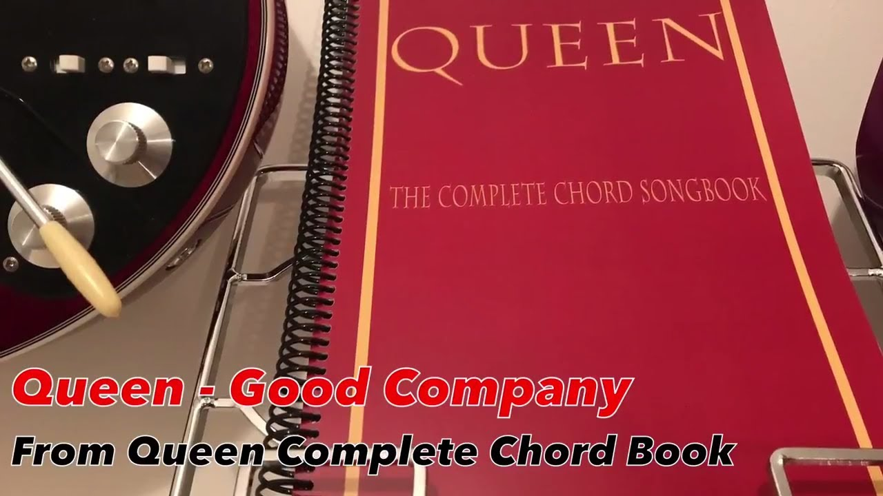 Queen Good Company Acoustic Cover Guitar Chords Youtube
