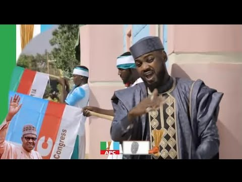 Adam A. Zango - Sai Baba Buhari (Official Video