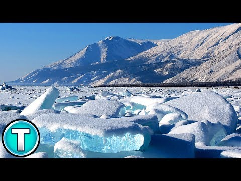 World's Oldest Lake - Lake Baikal