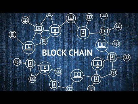 Blockchain 2020 cryptocurrency and blockchain