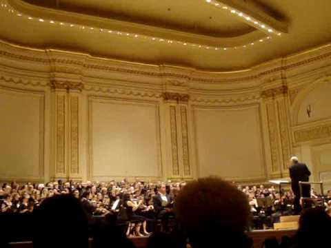 Lacrymosa and Amen by Fugue @ Carnegie Hall's New England Symphonic Ensemble