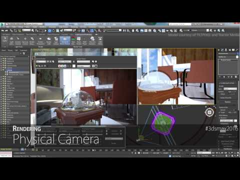 3ds Max 2016 Overview Youtube