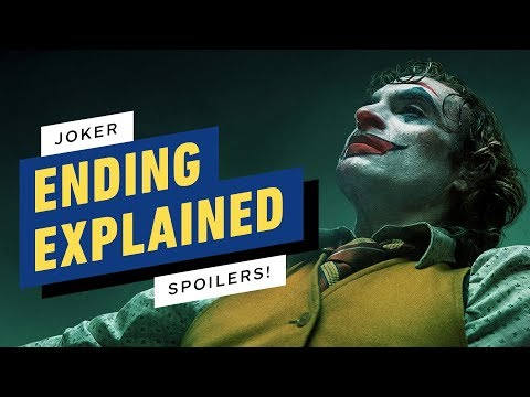 Joker Ending Explained