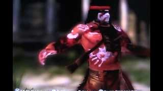All Deadliest Warrior The Game Finishers (Including DLC)