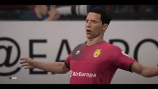 FIFA 17 - MALLORCA 3 - 2 ZARAGOZA