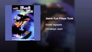 Jaane Kya Pilaye Tune