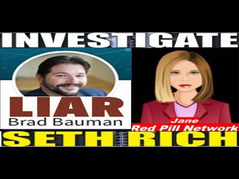 2017-06-06-PM - Seth Rich - Rod Wheeler/Brad Bauman - Deep State - Comey - Radical Islam - Awan Bro