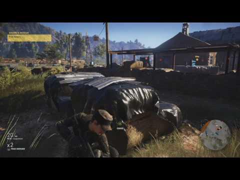 Tom Clancy's Ghost Recon: Wildlands  Gameplay 2