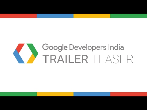 Google Developers India Channel Teaser
