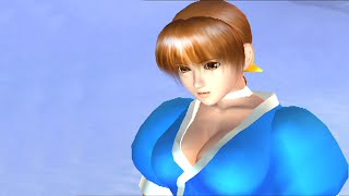 Dead or Alive 2 Kasumi Story Gameplay - Playstation 2