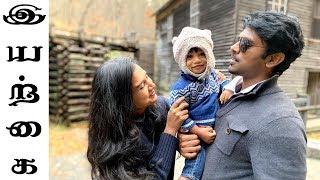 Smoky Mountain SightSeeing USA | Nature Wonders | ZenHouse Tamil Vlogs