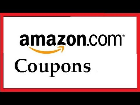 Amazon Coupons - This is Amazon.com's Homepage for Coupon Codes