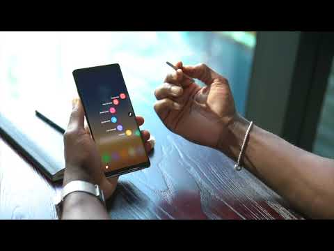 Samsung Galaxy Note 8 Maple Gold Hands On And First Impressions