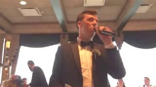Best Man Speech - Mr & Mrs Aves - When a Brit married an American