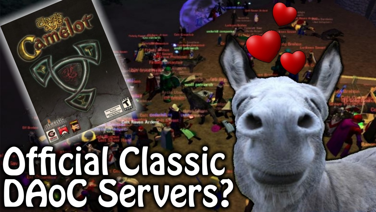 Will We Possibly See Official Classic DAoC Servers