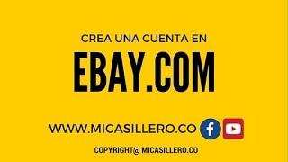 Cómo Crear una Cuenta en Ebay