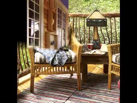 DIY Back porch decorating ideas - YouTube on Diy Back Deck Ideas id=52027