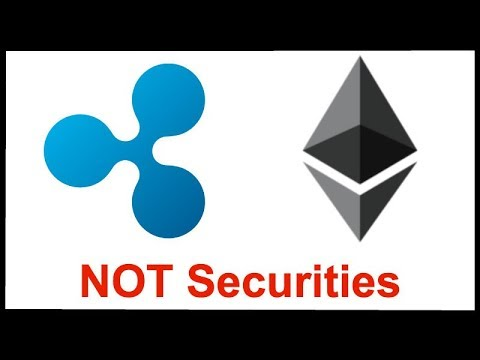 Ripple XRP and Ethereum are Not Securities - Gary Gensler is an Ignorant FUDster