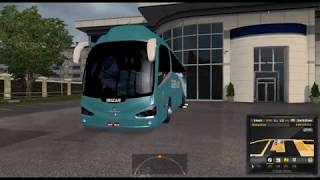 How to activate the Irizar I6 for ETS2 1.28.x