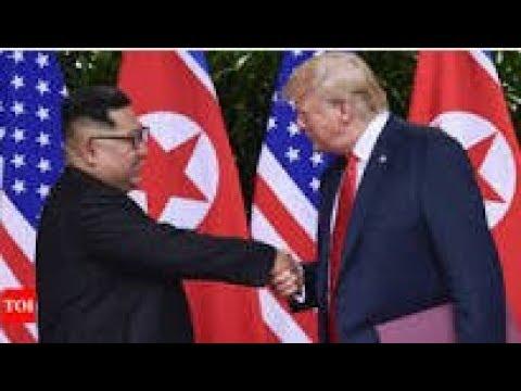 TRUMP & KIM JONG MEET - AK MISHRA ANALYSIS - AK MISHRA POLITICAL CONSULTING