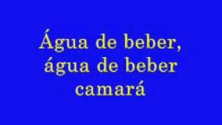 Astrud Gilberto Água De Beber 1965