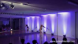 Скачать Pole Dance Showcase Solo Routine To Two Feet Had Some Drinks