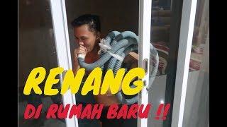 RENANG DI RUMAH BARU !! RIZKY FEBIAN SAKIT MALAH RENANG !!